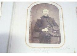 Gen Christopher William Leffingwell