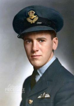 Flying Officer Richard John Watts Askwith
