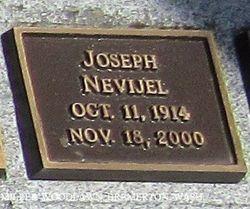 Joseph Nevijel