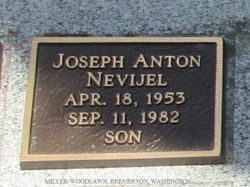 Joseph Anton Nevijel