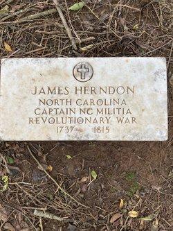 Capt James Herndon