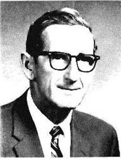"""Dr Vertress Lawrence """"Vanm, V. L."""" Vander Hoof"""