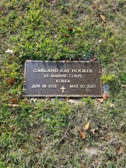 Garland Ray Hooker
