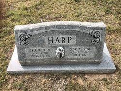 "Asker Raymond ""Gube"" Harp"