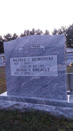 Wilfred C Desrosiers