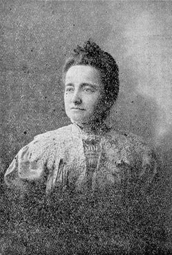 """Ida Augusta """"Colonel"""" Craft"""