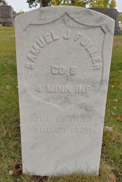 Samuel Jones Fuller