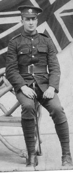 Private Leonard Holmes Cooper