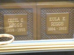 Cecil C Riggs