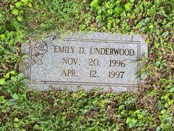 Emily D. Underwood