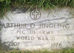 Arthur Otto Jingling