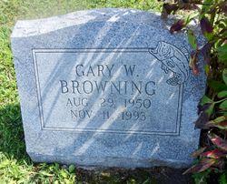 Gary Wayne Browning