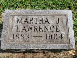 Martha J Lawrence