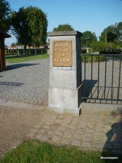 Keiem Belgian Military Cemetery