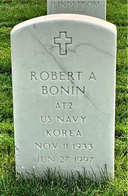 Robert A Bonin