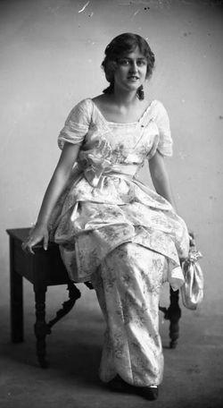 Agnes <I>Saffell</I> O'Rear