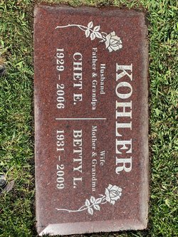 Betty L Kohler