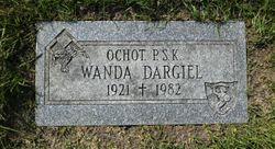 Wanda <I>Daszkiewicz</I> Dargiel