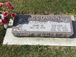"""Steven John """"Steve"""" Saccoman"""