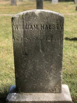 PVT William Henry Halsey