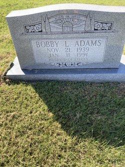 Bobby L Adams