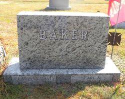 Clarissa <I>Davis</I> Baker
