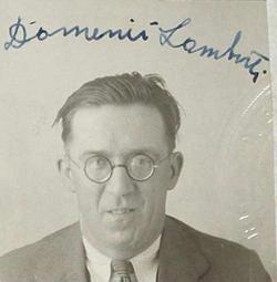 Domenic Lamberti