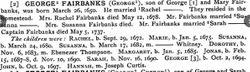 George Fairbanks II