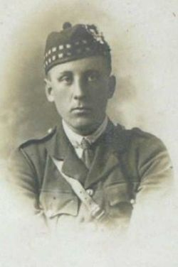 Second Lieutenant Henry Dansey Addis