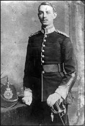 Lieutenant Colonel Henry Victor Mottet De La Fontaine
