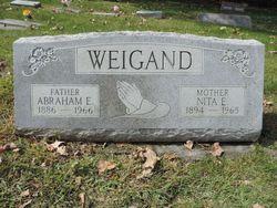 Nita E <I>Eaman</I> Weigand