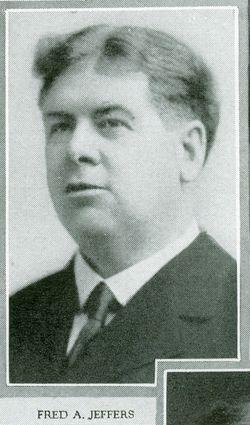 "Frederick Albert ""Fred"" Jeffers"