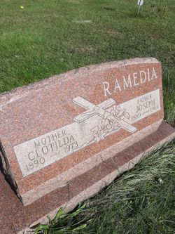Clotilda <I>Muraglia</I> Ramedia