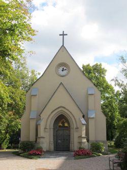 Friedhof Schönefeld Leipzig