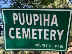 Puupiha Cemetery