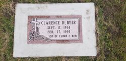 Clarence H Byer