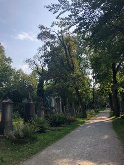 Alter Südfriedhof München