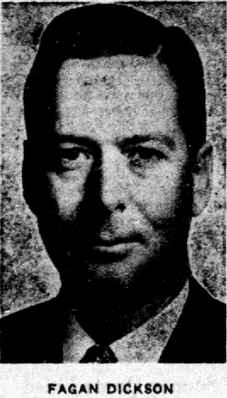 James Fagan Dickson