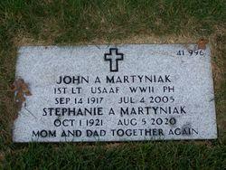 1LT John A Martyniak