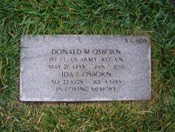 Donald Merritt Osborn