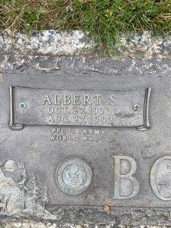 Albert S Boger
