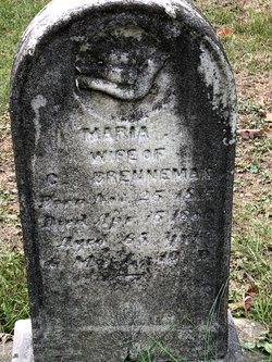 Maria <I>Smith</I> Brenneman