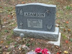 """Frederick George """"Freddy"""" Adamson"""
