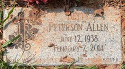 Betty Jo <I>Peterson</I> Allen