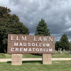 Elm Lawn Cemetery Mausoleum and Crematorium