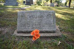 Caroline <I>Reed</I> Williams