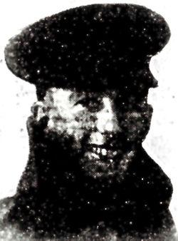 Pvt Victor James Jackaman