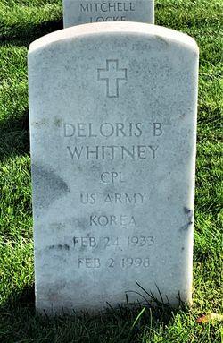 Deloris B Whitney