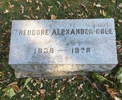 Theodore Alexander Cole