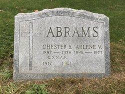 Arlene Mae <I>Voorhes</I> Abrams